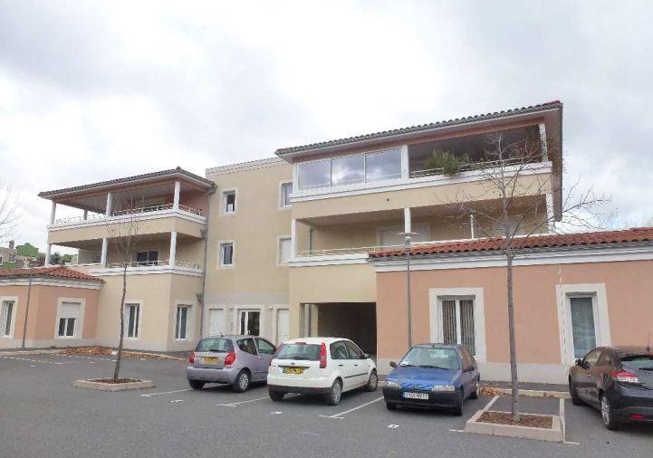 A louer Appartement Saint Affrique   Réf 120061212 - Hubert peyrottes immobilier
