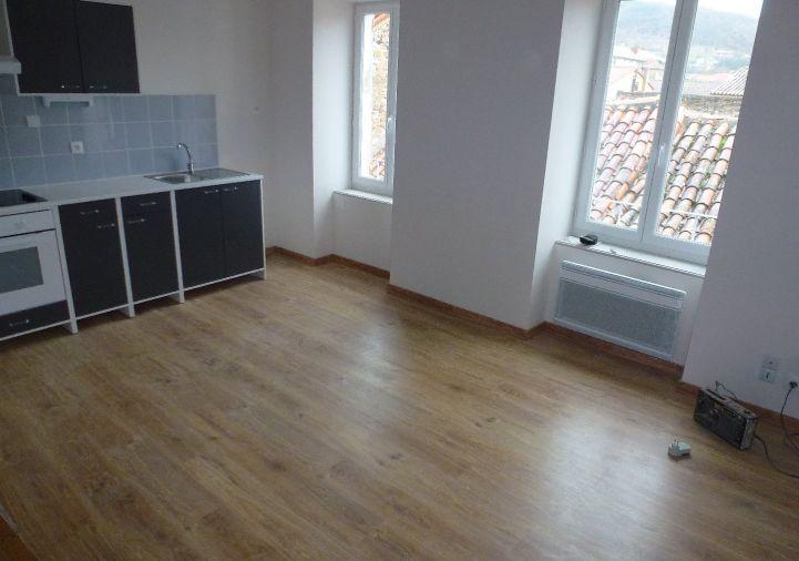 A louer Appartement Saint Affrique | Réf 120061658 - Hubert peyrottes immobilier
