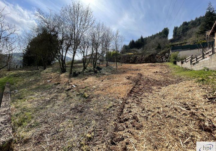 A vendre Terrain constructible Camares | Réf 120062376 - Hubert peyrottes immobilier