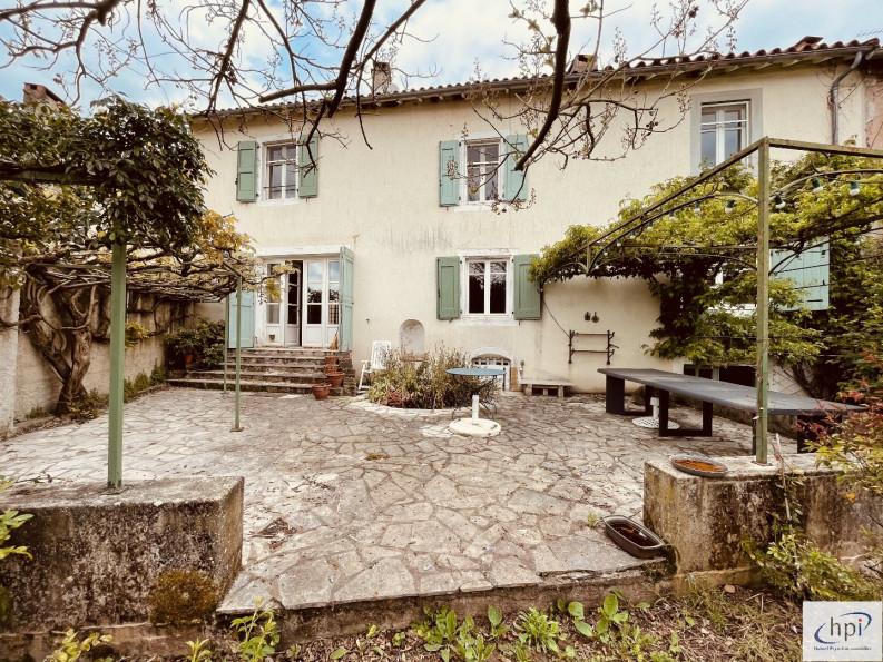 A vendre  Vabres L'abbaye   Réf 120062407 - Hubert peyrottes immobilier