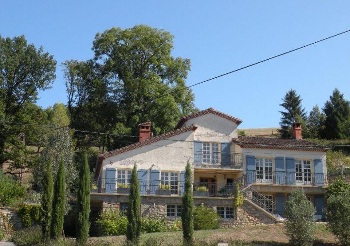 A vendre Maison Coupiac | Réf 120062418 - Hubert peyrottes immobilier