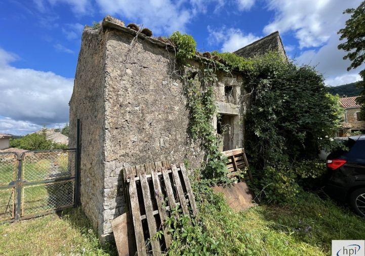 A vendre Remise en pierre Sainte Eulalie De Cernon   Réf 120062425 - Hubert peyrottes immobilier