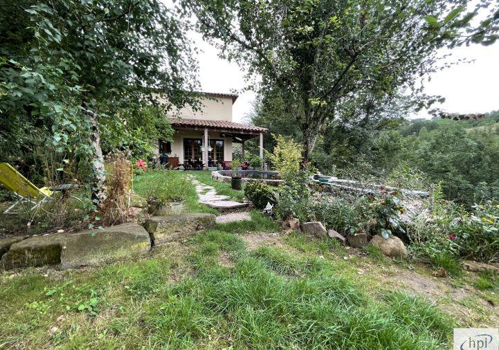 A vendre Maison Saint Affrique   Réf 120062456 - Hubert peyrottes immobilier