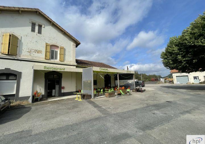 A vendre Café   restaurant Tournemire | Réf 120062479 - Hubert peyrottes immobilier