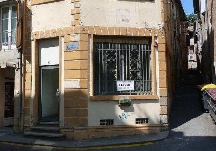 A louer Saint Affrique 12006360 Hubert peyrottes immobilier