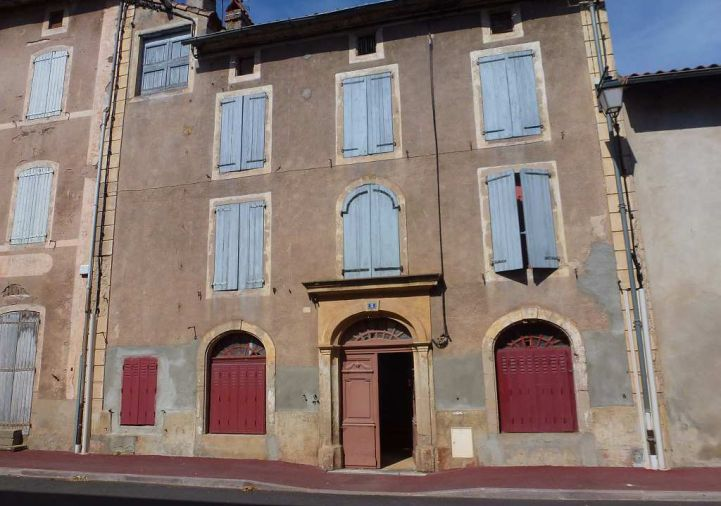 A vendre Vabres L'abbaye 12006818 Hubert peyrottes immobilier
