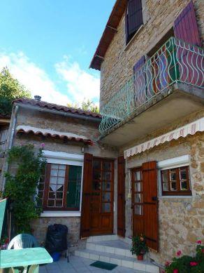 Vente maison saint rome de tarn 12490 3 piece s 90 m for Achat maison tarn