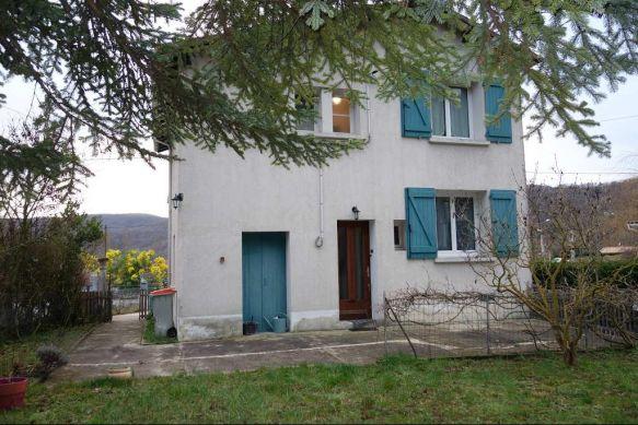 Vente maison saint affrique 12400 4 piece s 68 m for Vente maison individuelle surface habitable