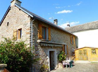 A vendre Maison en pierre Salmiech   Réf 1200833023 - Portail immo