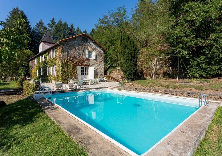A vendre Demeure de ville et village Saint Parthem | Réf 1200844331 - Selection habitat
