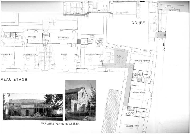 Maison de matre en vente bozouls rf 12008859 selection - Plan maison de maitre ...