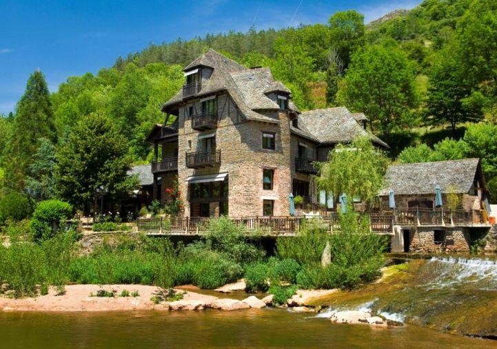 A vendre Caf�   hotel   restaurant Conques | R�f 1201245433 - Selection habitat