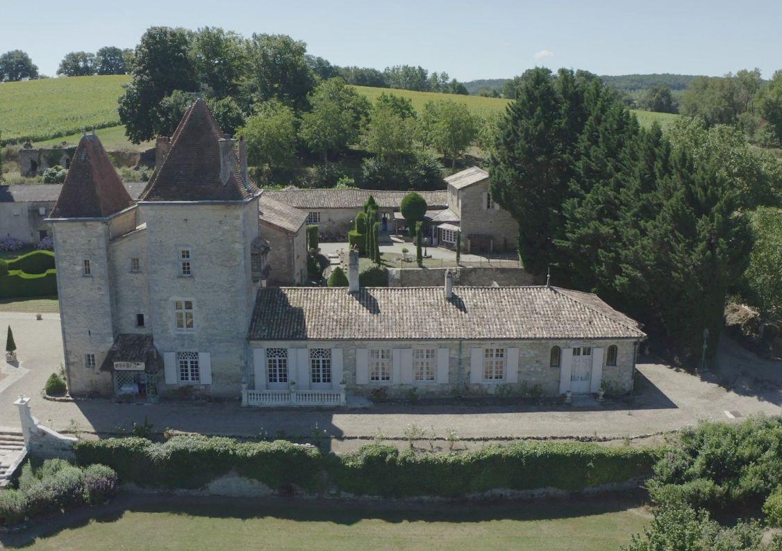 A vendre Château Bordeaux | Réf 1200917364 - Hamilton