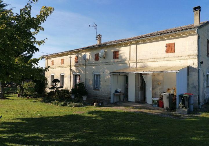 A vendre Longere Coutras | R�f 1200944544 - Selection habitat