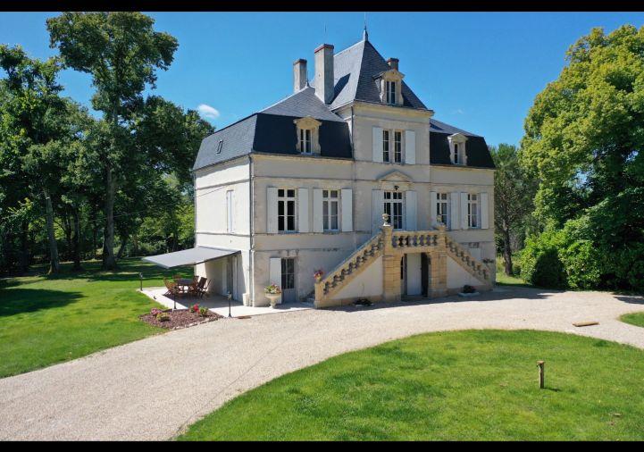 A vendre Ch�teau Bergerac | R�f 1200945029 - Selection habitat