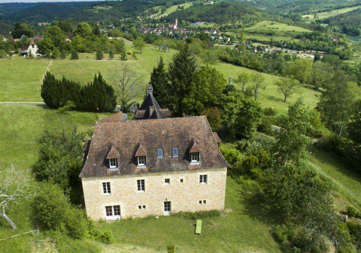 A vendre Maison de caractère Rouffignac Saint Cernin De Re | Réf 1200945573 - Selection habitat
