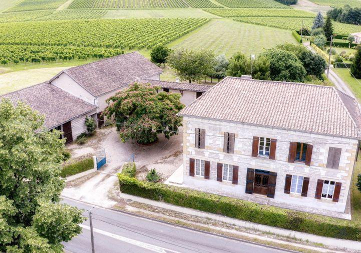 A vendre Maison Saint Philippe Du Seignal | Réf 1200945715 - Selection habitat