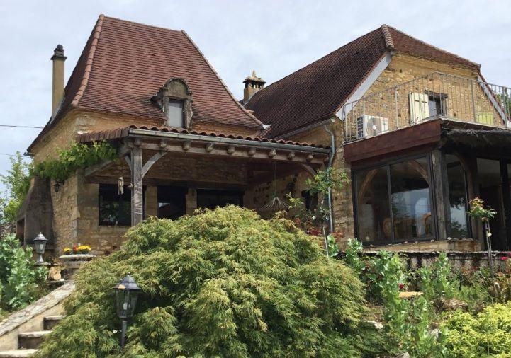 A vendre Maison de caractère Salignac Eyvigues   Réf 1200945799 - Selection habitat