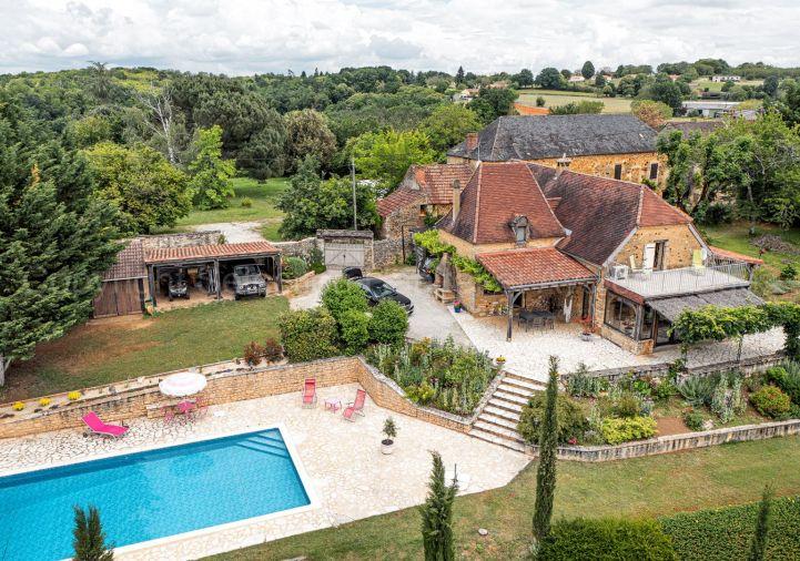 For sale Maison de caract�re Salignac Eyvigues | R�f 1200945799 - Selection habitat