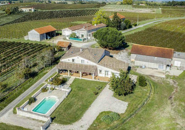 For sale Propri�t� viticole Saussignac | R�f 1200946809 - Selection habitat