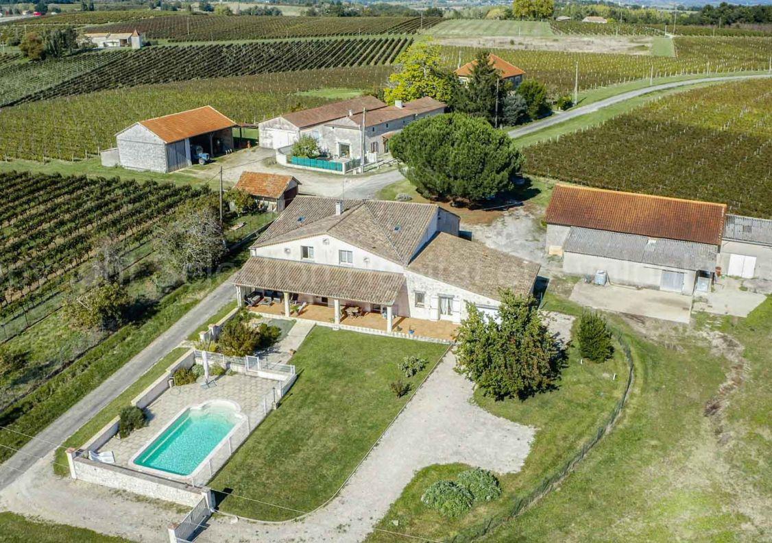 For sale Propri�t� viticole Saussignac | R�f 1200946809 - Hamilton