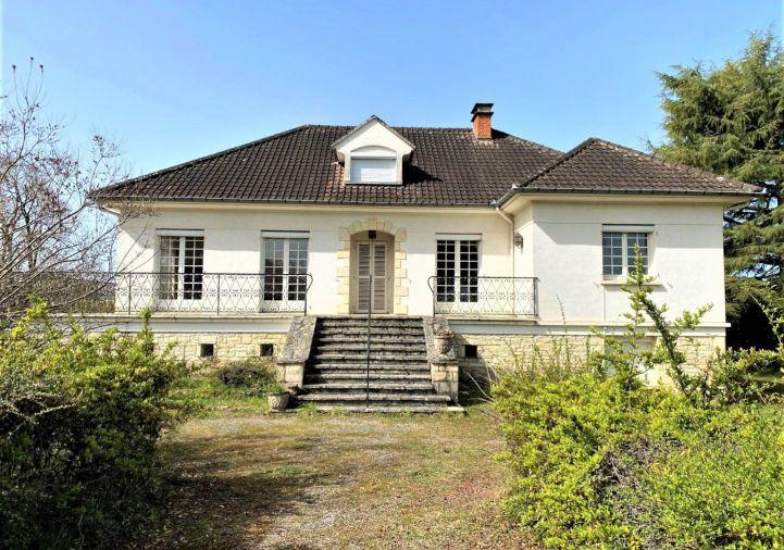 A vendre Maison bourgeoise Figeac | Réf 1201042106 - Selection habitat
