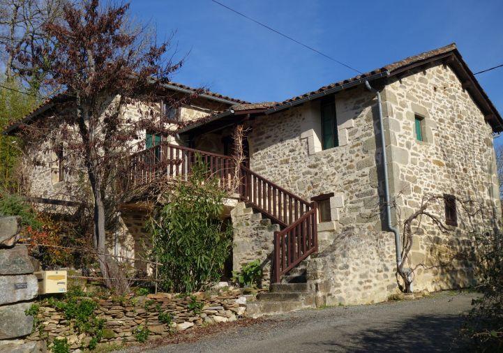 A vendre Maison en pierre Figeac | Réf 1201042526 - Selection habitat