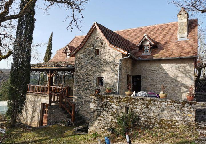 A vendre Maison de caractère Cajarc | Réf 1201045222 - Selection habitat