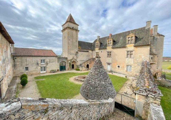A vendre Ch�teau Limogne En Quercy | R�f 1201045453 - Selection habitat