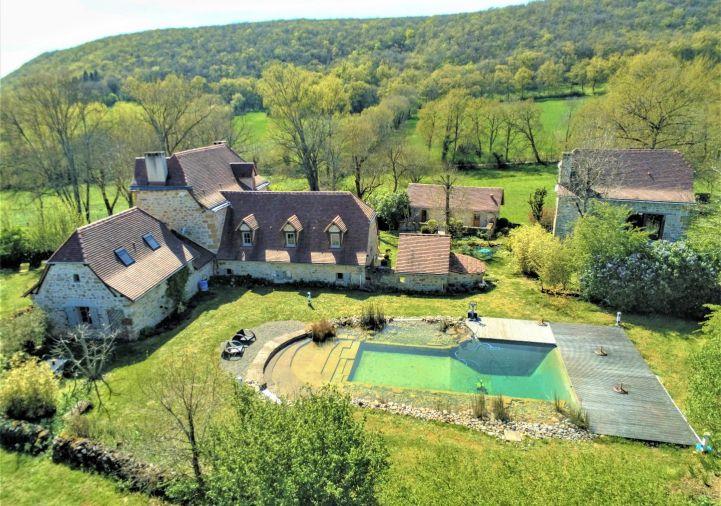 A vendre Mas Figeac | Réf 1201045507 - Selection habitat