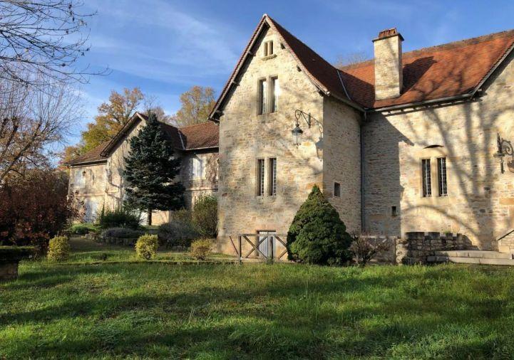 A vendre Demeure Figeac | Réf 1201045688 - Selection habitat