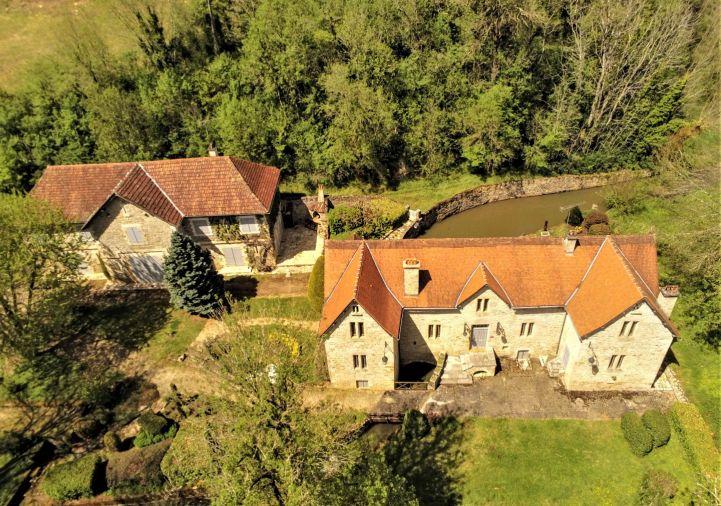 A vendre Demeure Figeac | R�f 1201045688 - Selection habitat