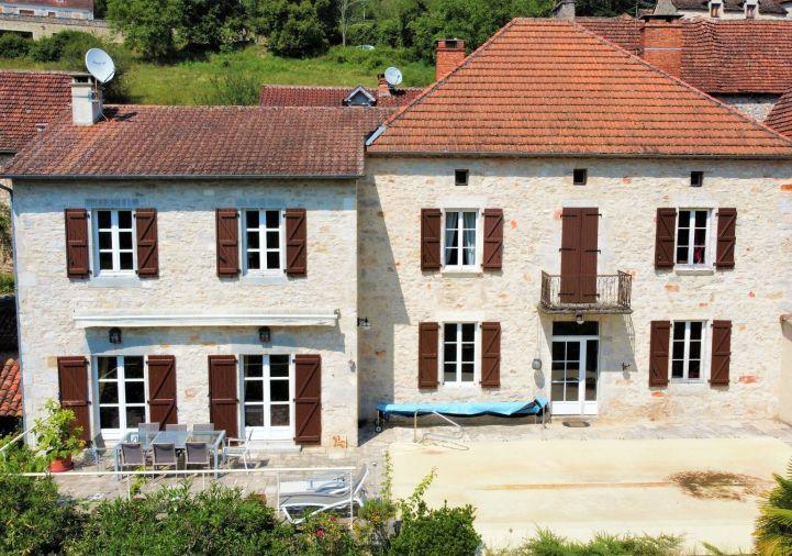 A vendre Maison de caractère Cajarc | Réf 1201046361 - Selection habitat