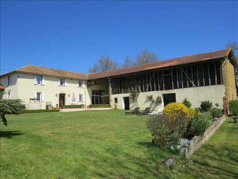 Maison en vente mielan rf 120081703 selection habitat for Vente immobiliere maison