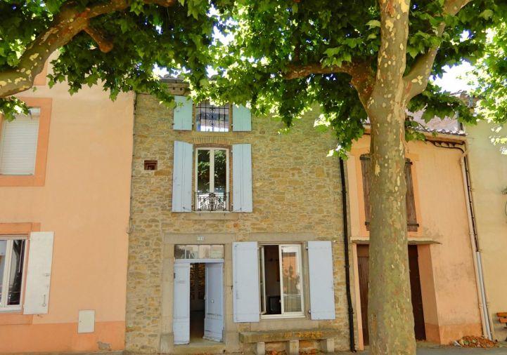 A vendre Maison de village Villemoustaussou | Réf 1200813992 - Selection habitat