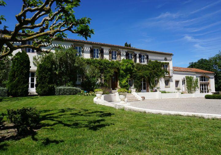 A vendre Demeure Carcassonne | Réf 1201214180 - Selection habitat