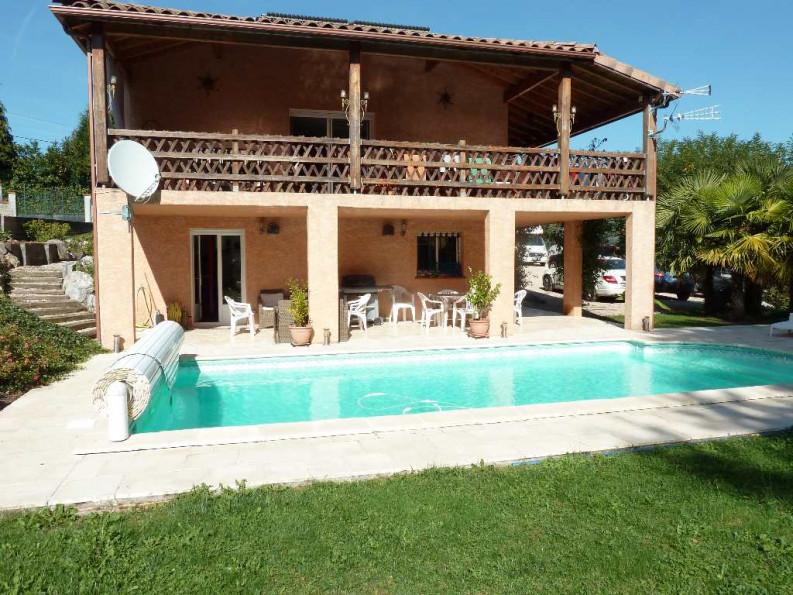 Maison individuelle en vente saint pierre de riviere rf for Alarme maison individuelle