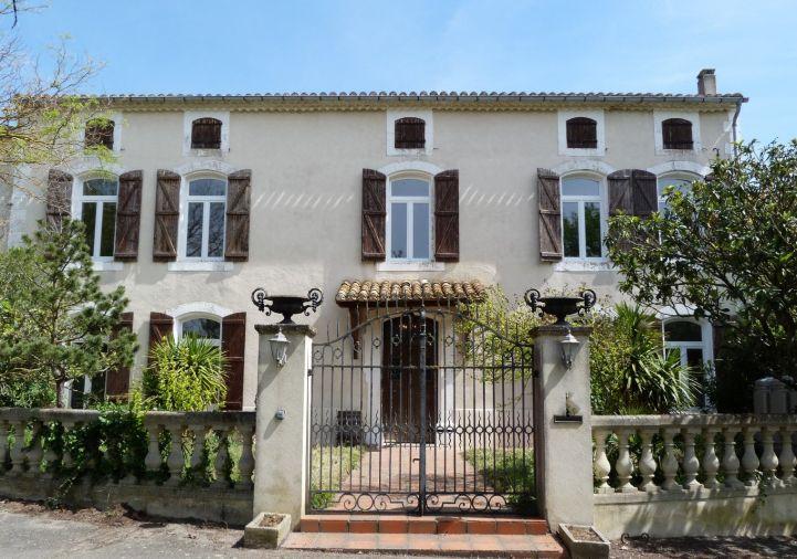 A vendre Maison de maître Castelnaudary | Réf 1201214995 - Selection habitat