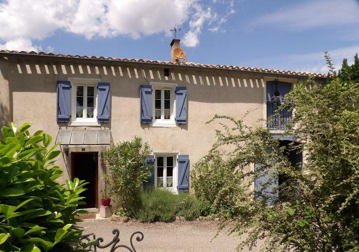 For sale Maison de caract�re Belveze Du Razes | R�f 1201242492 - Selection habitat