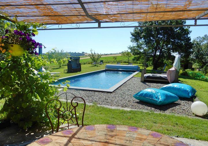 A vendre Corps de ferme Villefranche De Lauragais | R�f 1201243742 - Selection habitat