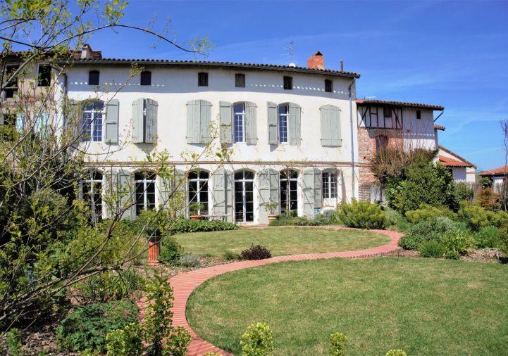 A vendre Maison de maître Mazeres | Réf 1201245540 - Selection habitat