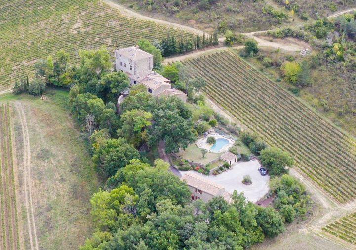 A vendre Château Limoux | Réf 1201246505 - Selection habitat