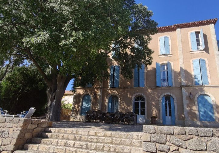 A vendre Demeure Villeneuve Les Beziers | Réf 1201246551 - Selection habitat
