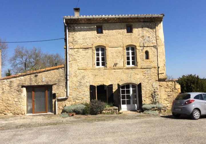 A vendre Maison de caractère Mayreville   Réf 1201246729 - Selection habitat