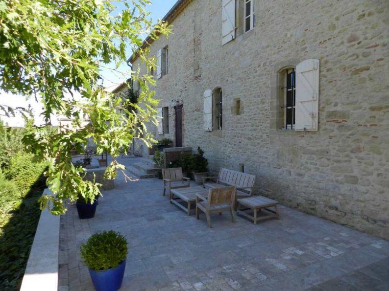 Offres immobilieres 120129782 midi pyrnes haute garonne for Piscine villefranche de lauragais