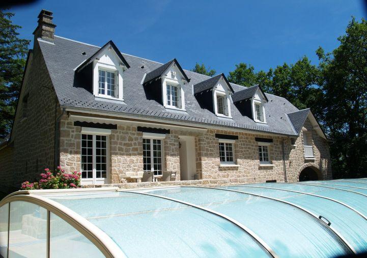A vendre Maison de caractère Sarran   Réf 1201346153 - Selection habitat