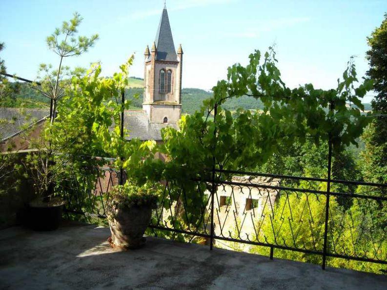 Maison de village en vente saint affrique rf 120081239 for Achat maison st xandre 17