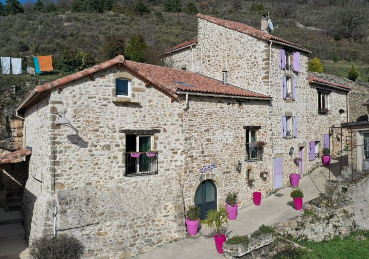 For sale Maison de caract�re Nant | R�f 1201445188 - Selection habitat