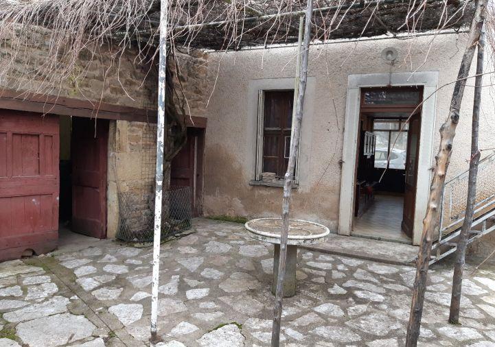 A vendre Maison de village Saint Germain Du Teil | Réf 1201445365 - Selection habitat