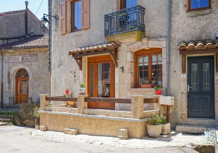 A vendre Maison de village Sauclieres | Réf 1201445760 - Selection habitat